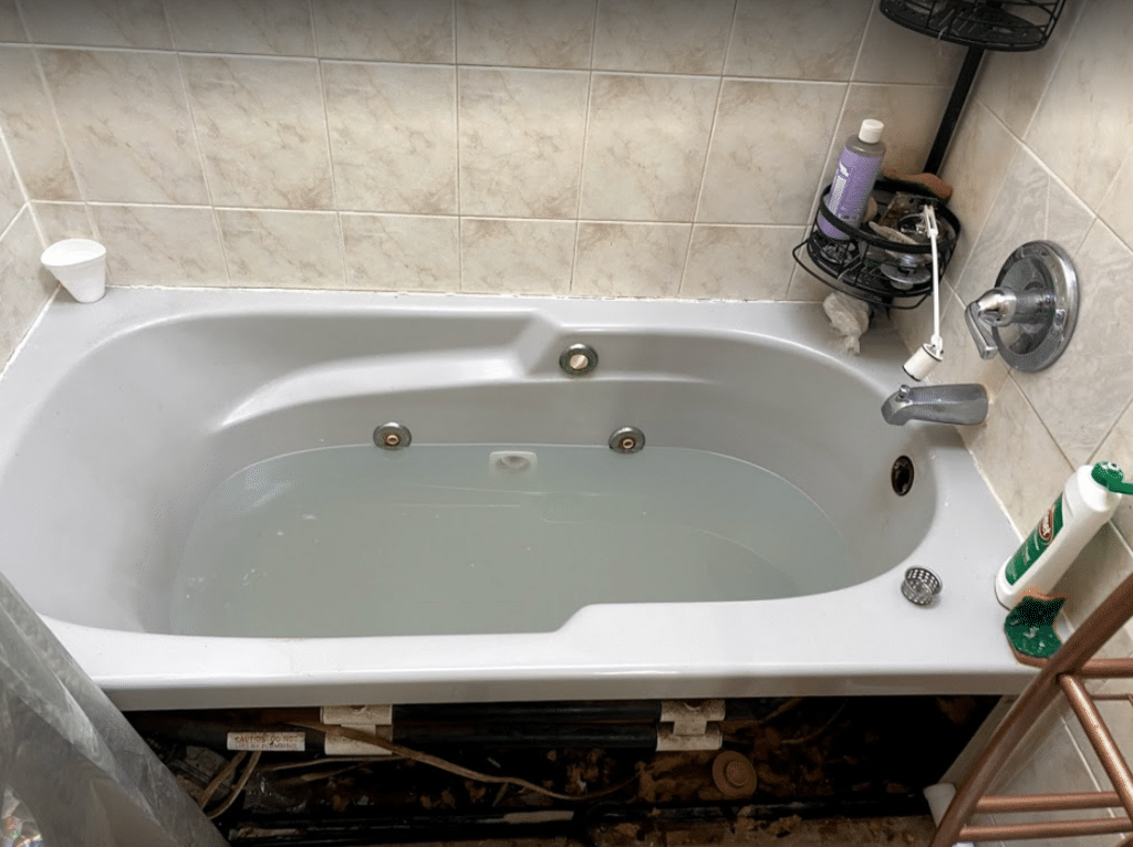 A clogged bathtub drain is a plumbing problem everyone deals with at some point. Unlike many household problems that happen suddenly and unexpectedly, like storm flooding or a pipe infiltrated by root, this draining difficulty often results from the gradual build-up of material in your drain over time.
